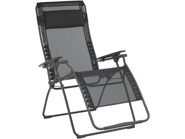 Lafuma Mobilier Futura XL Relaxsessel Batyline noir